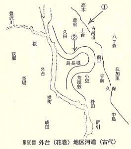 外台河道(古代)