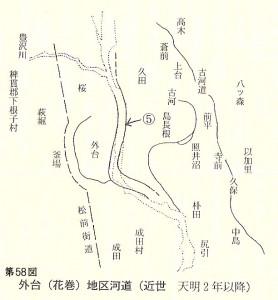 外台河道(近世2)