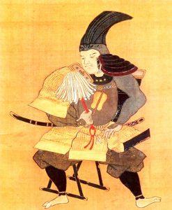 竹中半兵衛重治像(禅幢寺所蔵)